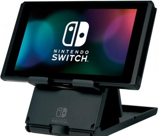Hori Playstand Console Standaard - Official Licensed - Switch