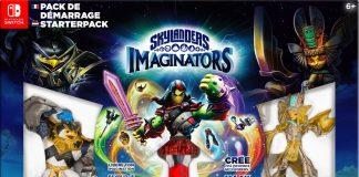 Skylanders Imaginators Starter Pack Switch