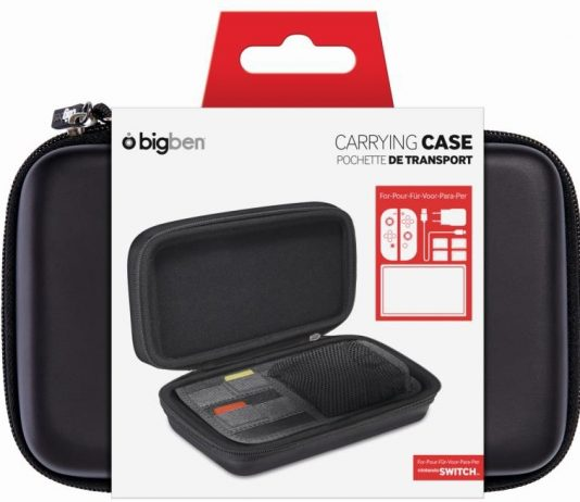 big ben carrying case nintendo switch