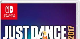 just dance 2017 nintendoswitch