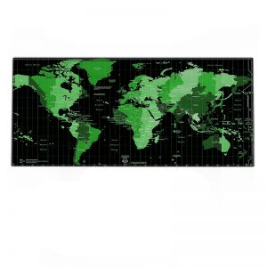 Wereldkaart Grote Muismat