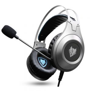 Gaming Headset Bass universeel
