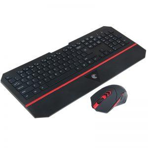 Ergonomic Wireless Gaming Set