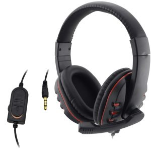 Gaming Wired Adjustable Headset