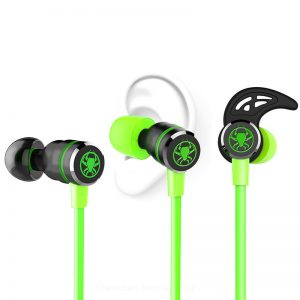 Gaming Earphones in ear