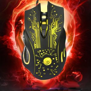 Cyber Style LED Gaming Mouse