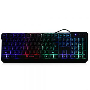 Motospeed gaming keyboard led backlight